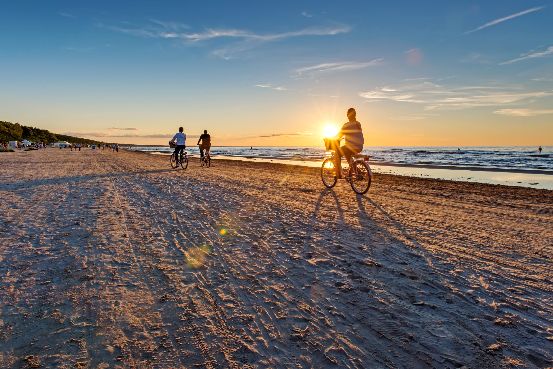Baltic Biking tour