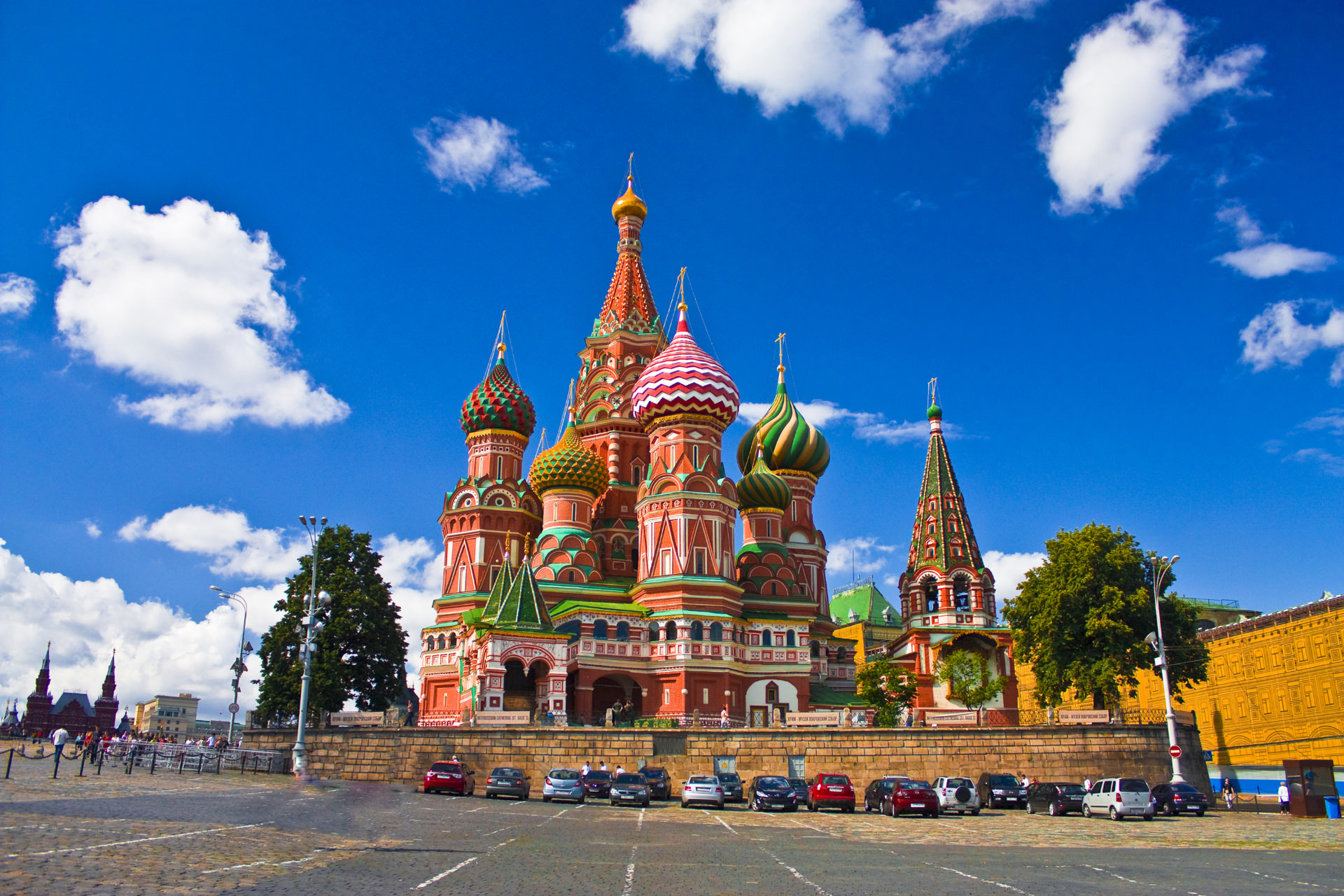 Russian Capitals tour